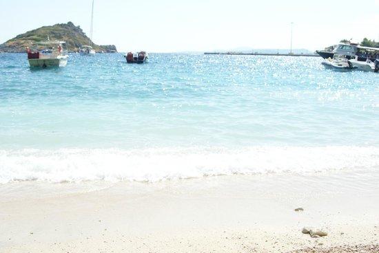 St Nicolas Beach