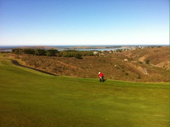 The Links at Bodega Harbour : Ocean View from every hole!