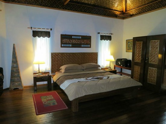 Tasik Ria Resort Manado: chambre grand sea view cottage