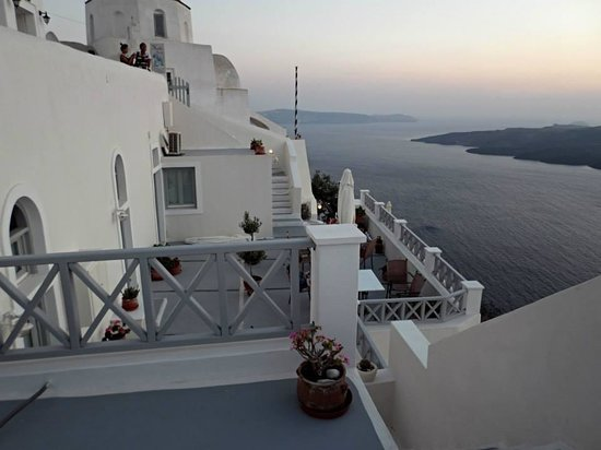 Hotel Keti: Balcony...
