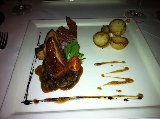 Zazen Restaurant: Five spices