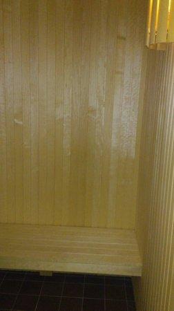 Clarion Collection Hotel Planetstaden : in-room sauna