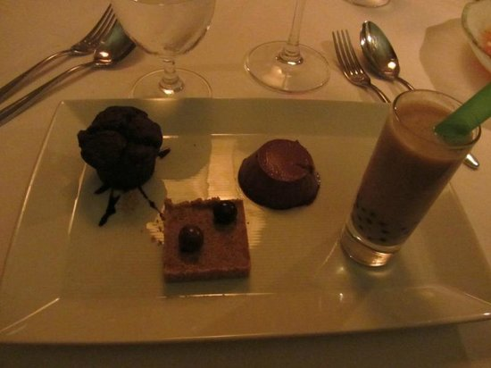 Annisa: Dessert