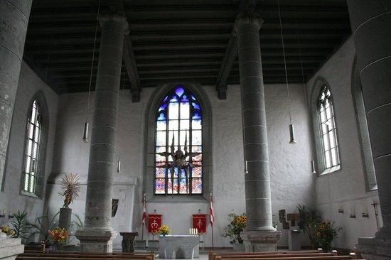 St. Johannis: navata