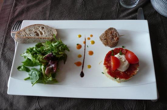 Restaurant La Tourelle des Roches Blanches : miammmmmm !