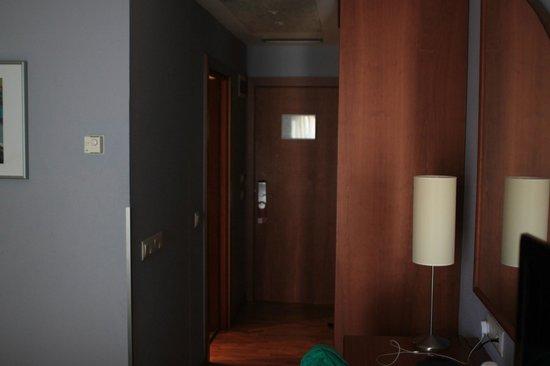 Hotel Delfin: entrance way