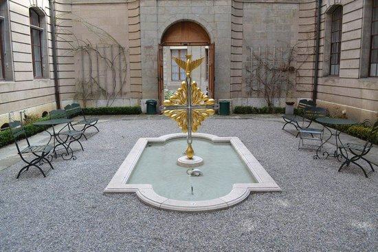 Internationale Museum der Reformation: cruz