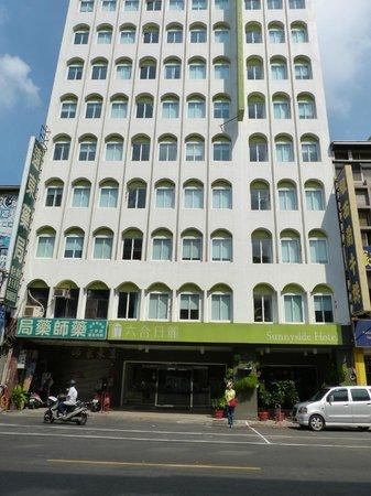 Sunnyside Hotel : View from Liuhe street