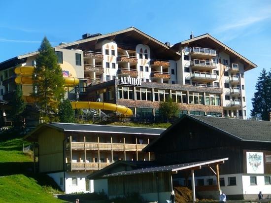 Kinderhotel Almhof: Hotel Almhof