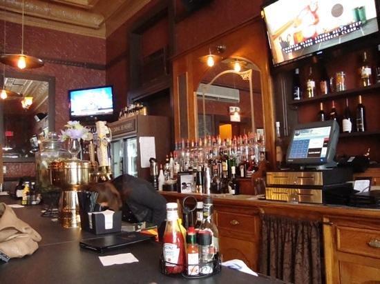 Inn at Jim Thorpe: The pub in the inn