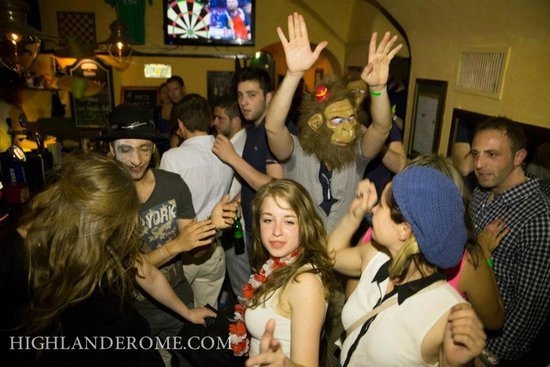 ... Super Bowl Bash. Highlander Pub  Highlander s Harlem Shake 34f412d1e