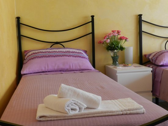 Tibur Sweet House: camera/room doppia