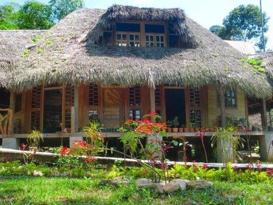 Amazanga Ecolodge & Native Spa : Amazanga Ecolodge