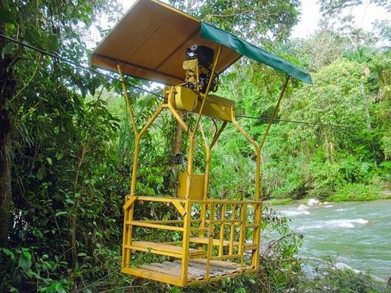Amazanga Ecolodge & Native Spa : Taravita