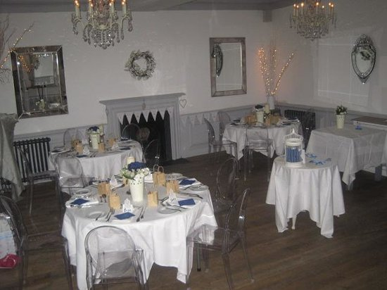 Lion + Pheasant Hotel: The Crystal Room