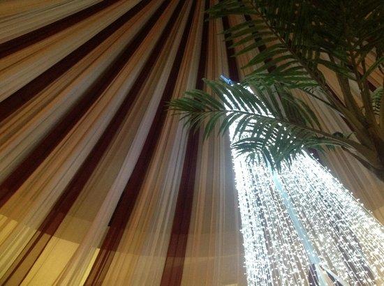 فندق علي بابا: Лобби