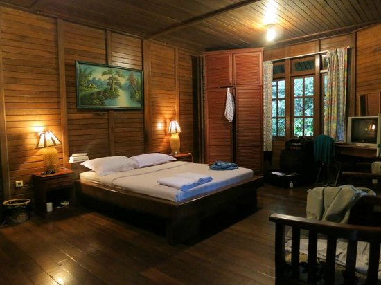 Highland Resort & Nature Tours : chambre Deluxe