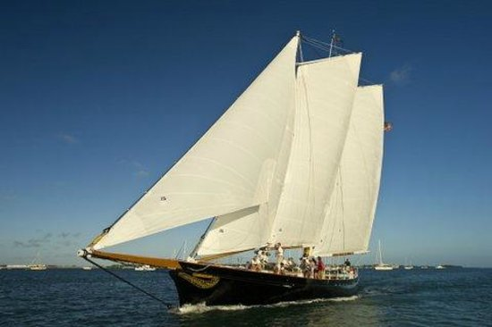 Classic Harbor Line: Schoner America 2.0 Key West FL Day Sailing