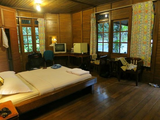 Highland Resort & Nature Tours : chambre