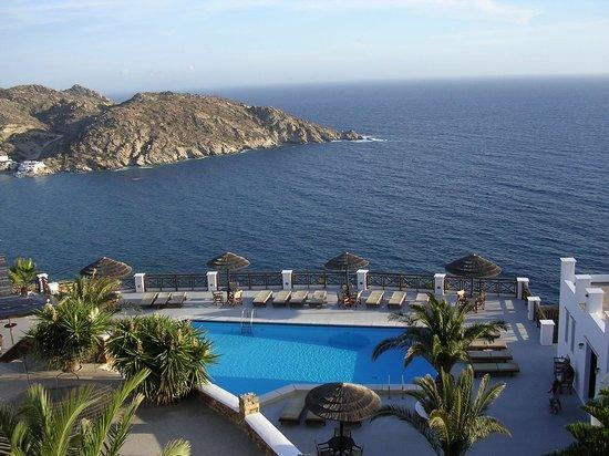 Hotel Katerina: Pool.