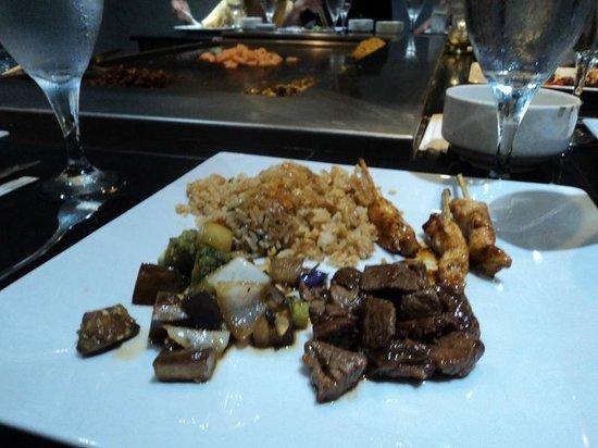 Majestic Elegance Punta Cana Anese Hibachi Restaurant