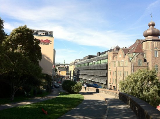 Scandic Sjofartshotellet: Hotellet