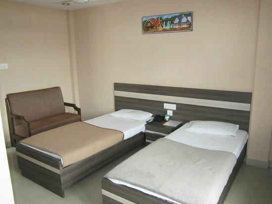 Dibrugarh, Indien: A/C Double Room