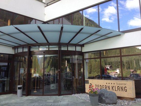 Spa Hotel Zedern Klang : ЗАПАХ И ЗАОН КЕДРА