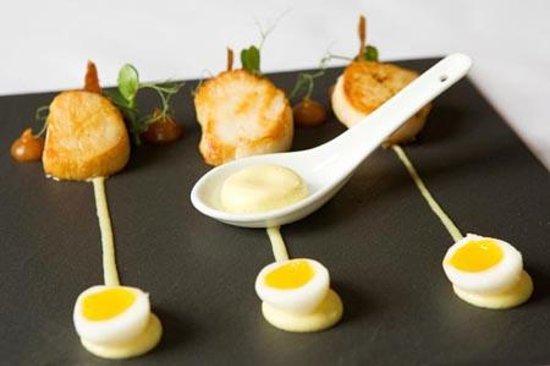 MacNean Restaurant : food