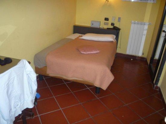 Hotel Toledo: ma chambre