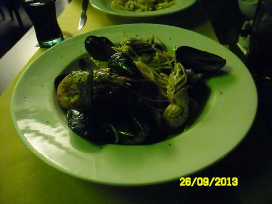 Hotel Adlon: Local dishes