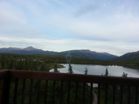 Denali Lakeview Inn : Otto Lake