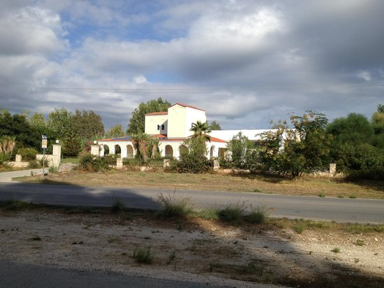 Ilaria Hotel: Hotel in quiet location