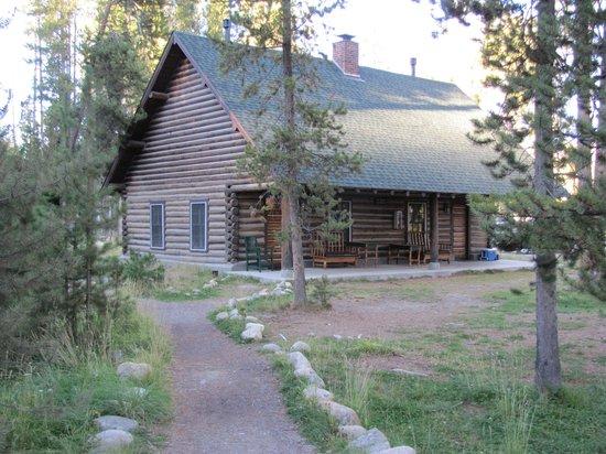Redfish Lake Lodge : Cabin 3 & 4, very close to the lodge
