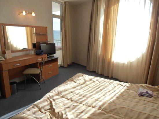 LTI Neptun Beach Hotel: De Lux Zimmer mit Balkon
