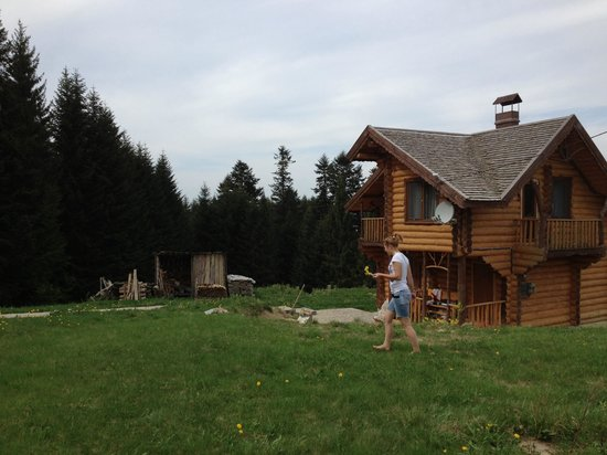 Drymba Manor Guest House : Дрымбочка