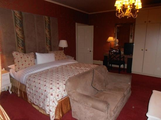 Ruthin Castle Hotel: room306