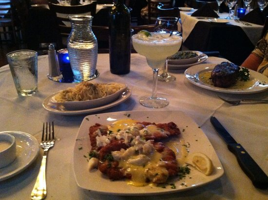 Sapphire : The Veal Supreme is fantastic!