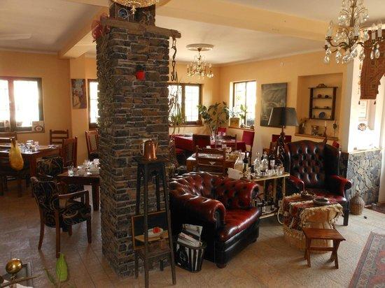 Villa Anri Mostar: The lobby
