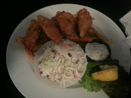 Castaways Seafood Grille : Fish