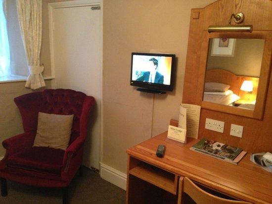 The Lodge Lancaster: Yuk