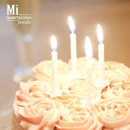 Mi HABITACION favorita: Tartas de cumpleaños