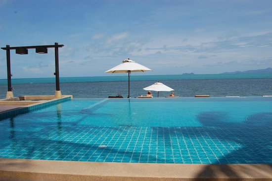 Mimosa Resort & Spa: бассейн