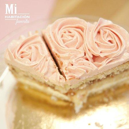 Mi HABITACION favorita: Raciones de tarta en cafetería