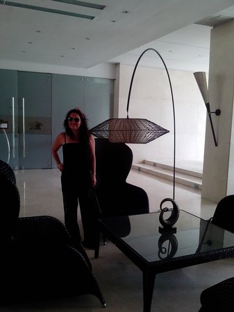 Hotel El Panama: Dentro del hotel