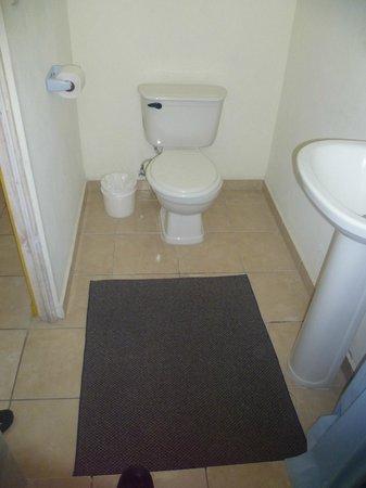 Hotel Shagul : Boños completamente higiénicos con duchas calientes para liberar el stres