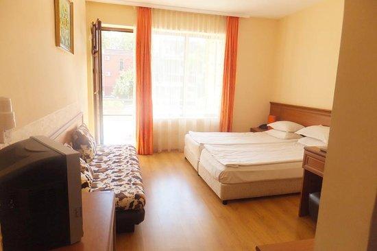 Venera Hotel: our new room