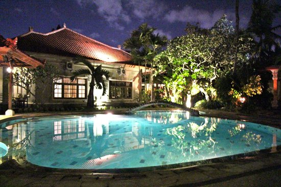 Sukun Bali Cottages : pool