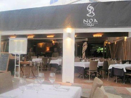 Noa Restaurant : Restaurant Noa