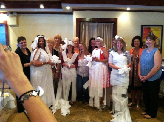 Bridal Shower Fun Picture Of La Terrazza Italiano